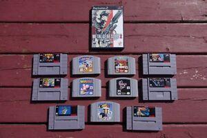 BUYING Nintendo/Sega/Turbo/Coleco/Xbox/PlayStation