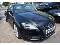 BAD CREDIT CAR FINANCE AVAILABLE 2009 58 AUDI TT COUPE 2.0TDi QUATTRO