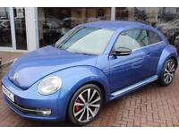 VW Beetle TURBO BLACK TSI. FINANCE SPECIALISTS