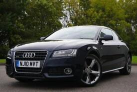 2010 Audi A5 2.0 TDI S Line Special Edition Coupe 2dr Diesel Manual Quattro
