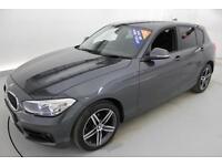 2016 BMW 1 SERIES 118i [1.5] Sport 5dr [Nav]