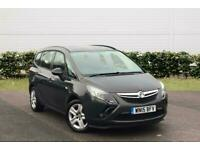 2015 Vauxhall Zafira Tourer T 1.4 Exclusive 140 MPV Petrol Manual