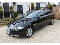 Jaguar XF 2.2TD ( 163ps ) ( s/s ) Sportbrake Auto 2013MY Luxury