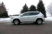 2006 Nissan Murano SE Crossover- ALL WHEEL DRIVE & JUST 165K!!
