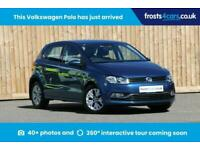 2016 Volkswagen Polo 5dr 1.2TSi 90 SE DSG Automatic A/C Bluetooth 15 Alloys Hatc