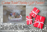 Custom Holiday Gift Baskets