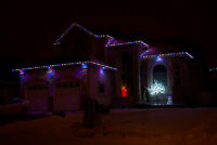 Holiday/Christmas Lighting Installation(10% off October Special)