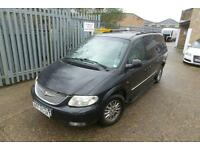 Chrysler Grand Voyager 3.3 auto Limited BREAKING FOR PARTS CALL 01992 468 146