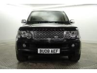 2008 Land Rover Range Rover Sport TDV8 SPORT HSE Diesel black Automatic