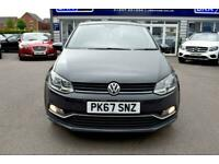 2017 Volkswagen Polo MATCH EDITION TSI USED Hatchback Petrol Manual