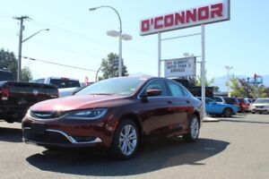 2016 Chrysler 200 Limited  - Uconnect - Low Mileage