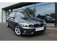 2015 BMW 1 Series 116d EfficientDynamics Plus 3dr HATCHBACK Diesel Manual