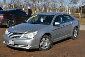 2009 Chrysler Sebring limited loaded Sedan
