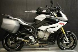 2015/15 BMW S 1000 XR SPORT SE WITH LUGGAGE, SAT NAV, EXTRA'S 17,000 MILES