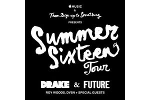 (4) Drake - Summer Sixteen Tour Tickets - Row 1! (Rogers Place)