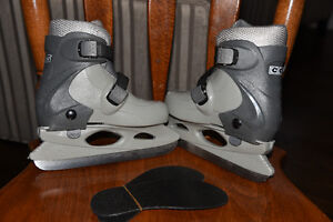CCM Adjustable Tyke Skates