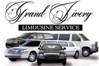 Grand Livery Limousines book now christmas parties and new years