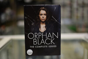 Orphan Black the Complete Series DVD