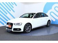 2015 Audi A4 2.0 TDI Black Edition Multitronic 4dr (Nav)