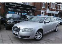 Audi A6 Avant 2.0 TDI 2006 ESTATE DIESEL LEATHER PARKING SENSORS LONG MOT