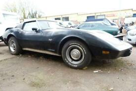 1977 CHEVROLET GMC Corvette 5.7 350 290bhp Automatic Coupe Petrol Automatic