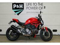 Ducati Monster 1200 Low Mileage