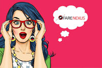 FareNexus.com - Book the cheapest tickets and save time, effort