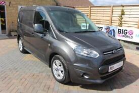 2017 FORD TRANSIT CONNECT 200 TDCI 120 L1 H1 LIMITED SWB LOW ROOF PANEL VAN DIES