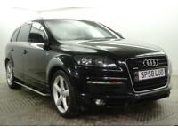 2008 Audi Q7 TDI QUATTRO S LINE Diesel black Automatic
