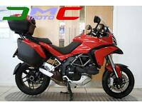 2015 Ducati Multistrada 1200 S Touring D-Air Red 17,789