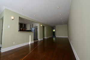 3 bdrm renovated house by the park in East York - from Aug 1