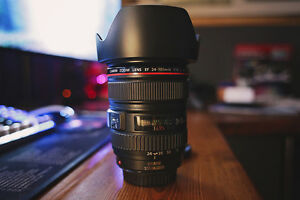 Canon 24-105mm f/4 IS