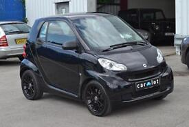 2011 Smart Fortwo 1.0 MHD Passion Softouch 2dr