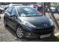 2009 Peugeot 207 - 1.4VTI S - Grey - Long MOT 2017 + Platinum Warranty!