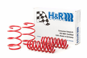 H&R Sport Springs - 2015 BMW M4 Coupe - Limitless Motorsports