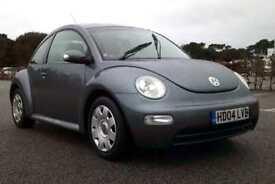 Volkswagen Beetle 1.6 2004 120,000 miles