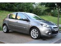 2010 Renault Clio 1.6 VVT ( 111bhp ) auto Initiale TomTom LOW MILEAGE, LEATHERS