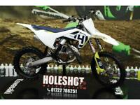 Husqvarna TC 85 Motocross Bike