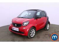 2017 smart fortwo coupe 1.0 Passion 2dr Hatchback Petrol Manual