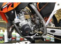 KTM SX 85 Motocross Bike