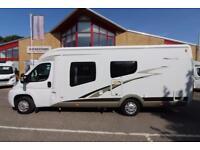 hobby Van Exclusive 4 Berth Motorhome