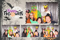 Photobooth rentals, comes with attendant and online gallery.