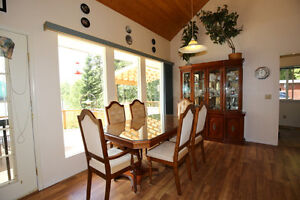 Gorgeous Lakefront Home with Beachfront & Shop on Horsefly Lake! Williams Lake Cariboo Area image 10