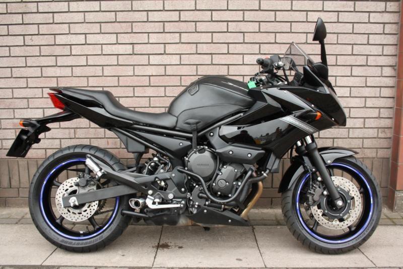 Yamaha xj6n 2009 specs