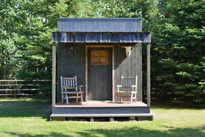 Open to Reasonable Offers!  Four Season Cabin