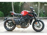 MV AGUSTA DRAGSTER 800 ROSSO MY20 MV AGUSTA DRAGSTER ROSSO EAS ABS IN RED MY20