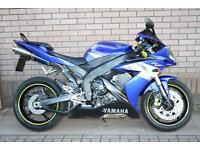 YAMAHA YZF R1 1000 SUPER SPORTS