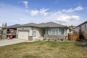 Salmon Arm - 2007 Rancher with Fully Finished Basement