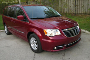 2012  CHRYSLER TOWN & COUNTRY - TOURING