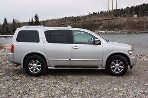 2006 Infiniti QX56 - 4 X 4 - Perfect Condition - Low Kilometers Kitchener / Waterloo Kitchener Area image 2